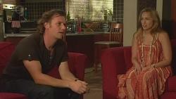 Lucas Fitzgerald, Sonya Mitchell in Neighbours Episode 6382