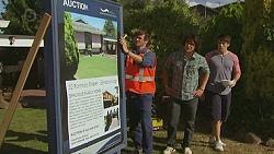 Aidan Foster, Chris Pappas in Neighbours Episode 6384