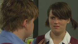 Callum Jones, Sophie Ramsay in Neighbours Episode 6384