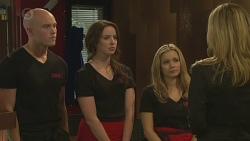 Kate Ramsay, Natasha Williams, Celeste McIntyre in Neighbours Episode 6384
