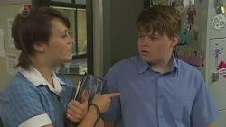Sophie Ramsay, Callum Jones in Neighbours Episode 6384