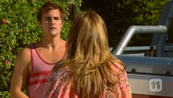 Kyle Canning, Sonya Mitchell in Neighbours Episode 6386