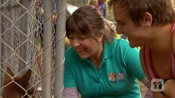 Astrid Quinn, Kyle Canning in Neighbours Episode 6386