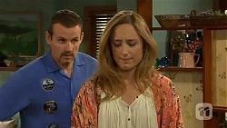 Toadie Rebecchi, Sonya Mitchell in Neighbours Episode 6386