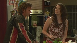 Lucas Fitzgerald, Kate Ramsay in Neighbours Episode 6387