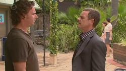 Lucas Fitzgerald, Paul Robinson in Neighbours Episode 6387