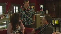 Vanessa Villante, Toadie Rebecchi, Paul Robinson in Neighbours Episode 6387