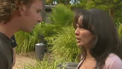 Lucas Fitzgerald, Vanessa Villante in Neighbours Episode 6387