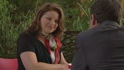 Fiona, Paul Robinson in Neighbours Episode 6389