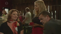 Fiona, Natasha Williams, Paul Robinson in Neighbours Episode 6389