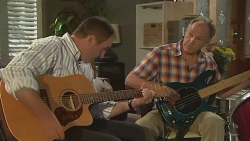 Karl Kennedy, Dr Adrian Pearce in Neighbours Episode 6390