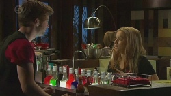 Griffin O'Donahue, Natasha Williams in Neighbours Episode 6391
