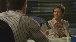 Rhys Lawson, Susan Kennedy in Neighbours Episode 6391