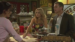 Vanessa Villante, Natasha Williams, Paul Robinson in Neighbours Episode 6392