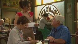 Susan Kennedy, Vanessa Villante, Lou Carpenter in Neighbours Episode 6394
