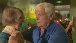 June Betts, Lou Carpenter in Neighbours Episode 6395