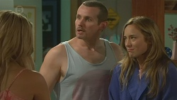 Natasha Williams, Toadie Rebecchi, Sonya Mitchell in Neighbours Episode 6396