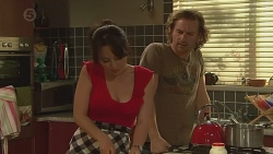 Vanessa Villante, Lucas Fitzgerald in Neighbours Episode 6396