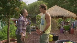 Sonya Mitchell, Kyle Canning in Neighbours Episode 6397