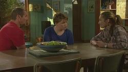 Toadie Rebecchi, Callum Jones, Sonya Mitchell in Neighbours Episode 6397