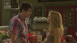 Chris Pappas, Natasha Williams in Neighbours Episode 6397