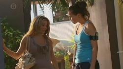 Natasha Williams, Jade Mitchell in Neighbours Episode 6397