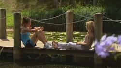 Jade Mitchell, Natasha Williams in Neighbours Episode 6397