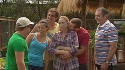 Callum Jones, Jade Mitchell, Kyle Canning, Sonya Mitchell, Toadie Rebecchi, Karl Kennedy in Neighbours Episode 6397