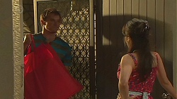 Rhys Lawson, Vanessa Villante in Neighbours Episode 6399
