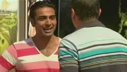 Ajay Kapoor, Karl Kennedy in Neighbours Episode 6400