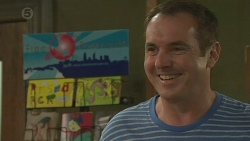 Karl Kennedy in Neighbours Episode 6400