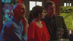 Bernard Cabello, Susan Kennedy, Paul Robinson in Neighbours Episode 6401