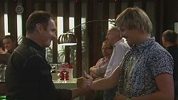 Karl Kennedy, Andrew Robinson in Neighbours Episode 6401