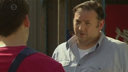 Chris Pappas, George Pappas in Neighbours Episode 6402