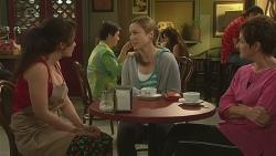 Vanessa Villante, Sonya Mitchell, Susan Kennedy in Neighbours Episode 6402