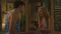 Chris Pappas, Natasha Williams in Neighbours Episode 6402