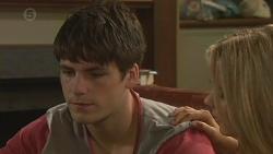 Chris Pappas, Natasha Williams in Neighbours Episode 6404
