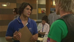 Aidan Foster, Andrew Robinson in Neighbours Episode 6404