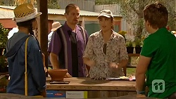 Rani Kapoor, Toadie Rebecchi, Sonya Mitchell, Callum Jones in Neighbours Episode 6405