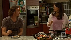 Lucas Fitzgerald, Vanessa Villante in Neighbours Episode 6407