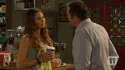 Jade Mitchell, Karl Kennedy in Neighbours Episode 6407