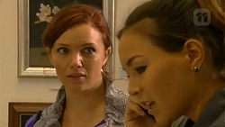 Charlotte McKemmie, Jade Mitchell in Neighbours Episode 6409