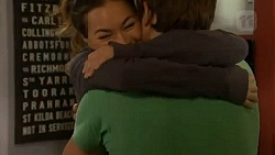 Jade Mitchell, Kyle Canning in Neighbours Episode 6409