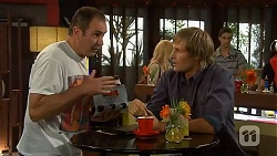 Karl Kennedy, Andrew Robinson in Neighbours Episode 6410