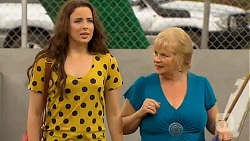 Kate Ramsay, Sheila Canning in Neighbours Episode 6410