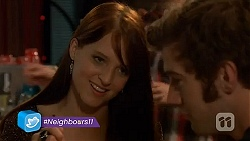 Summer Hoyland, Griffin O'Donahue in Neighbours Episode 6411