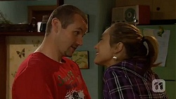 Toadie Rebecchi, Sonya Mitchell in Neighbours Episode 6411
