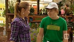 Sonya Mitchell, Callum Jones in Neighbours Episode 6411
