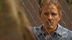 Captain Troy Miller in Neighbours Episode 6411