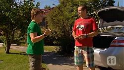 Callum Jones, Toadie Rebecchi in Neighbours Episode 6411